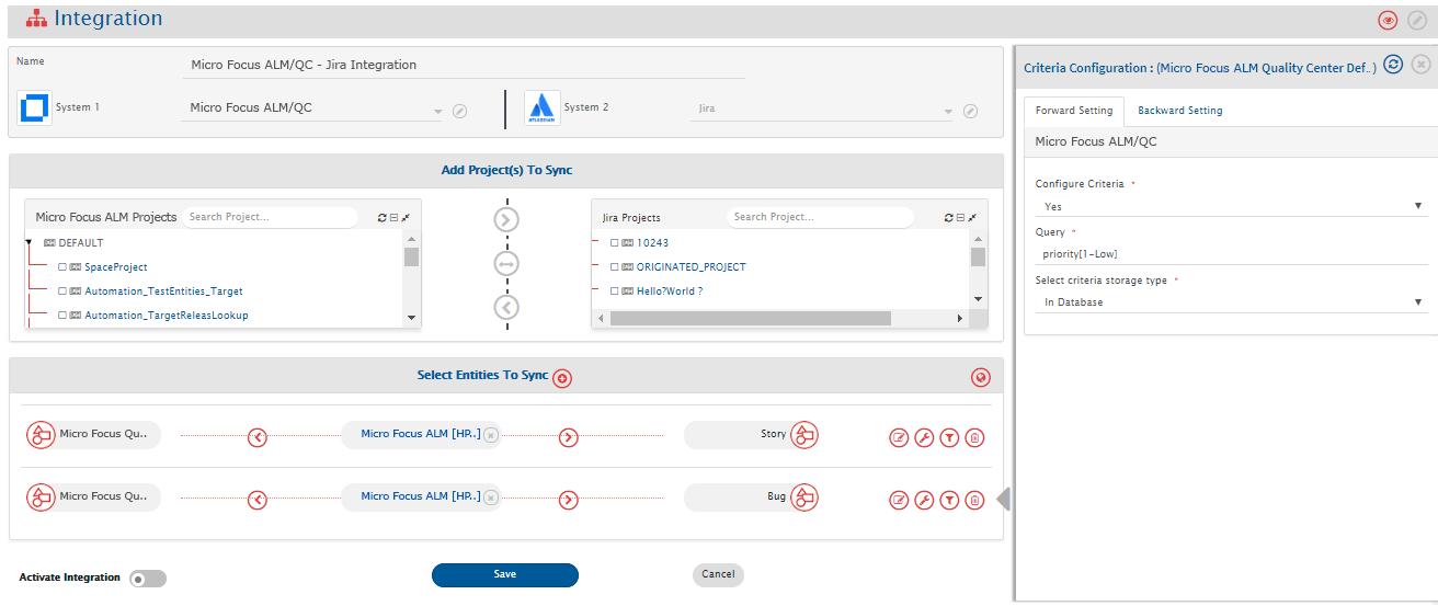 Configure Filter(s)
