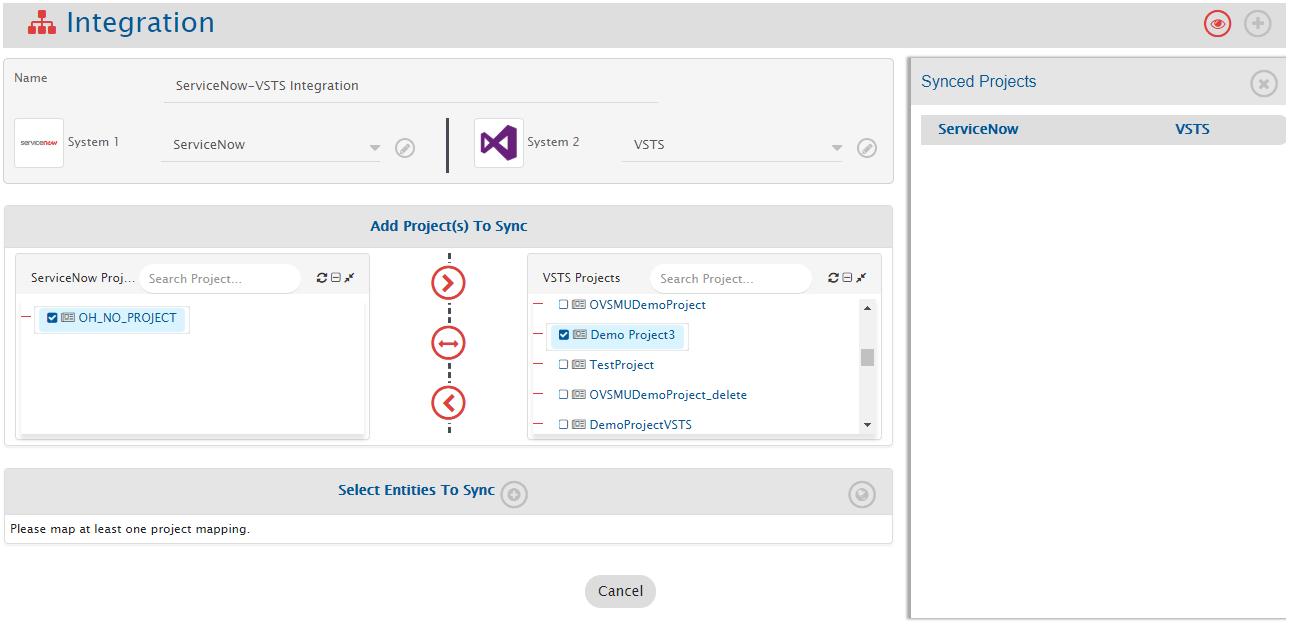 Azure DevOps Services (VSTS) to ServiceNow