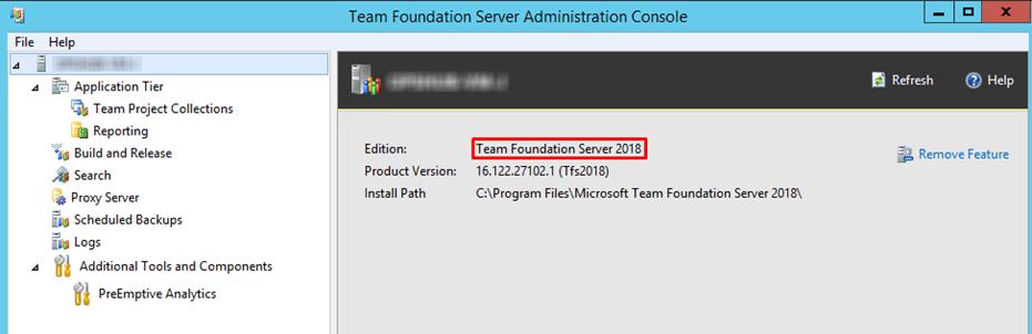 Azure DevOps Server (TFS)