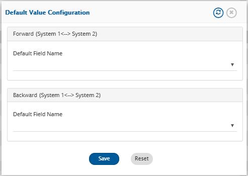 value configuration